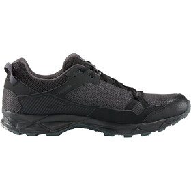 Haglöfs Trail Fuse Zapatillas Hombre, true black/magnetite